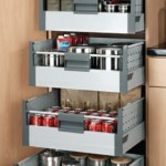 Pull-out Larder Drawers