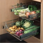Pull-out Vegetable Baskets