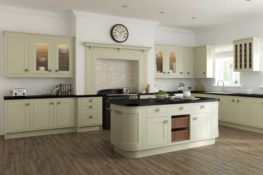 Kitchen Painted Also Bespoke Fitted Kitchen And Aga Kitchen Under